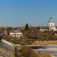 Ильинская церковь. Гор.Сызрань :: Андрей Лобанов