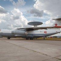 Самолет ДРЛО А-50 :: Павел Myth Буканов