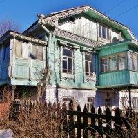 Старые дворы 9 :: Святец Вячеслав