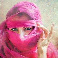 Малиновый платок :: Сергей Радин