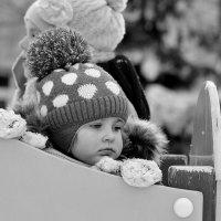 Весна нескоро... :: Лариса Красноперова
