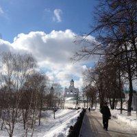 Спасо-Преображенский монастырь (Ярославль) :: Tata Wolf
