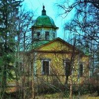 церковь «Ольховая глушь». :: Ольга Cоломатина