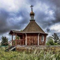 Сельская часовня :: Андрей Мичурин