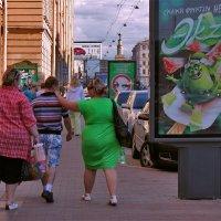 Скажи фруктам Hello! :-) :: Елена Шторм
