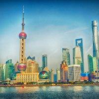 По мотивам поездки в Шанхай...* :: Дмитрий Кудрявцев