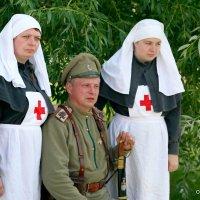 так снимались до октябрьской революции :: Олег Лукьянов