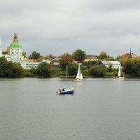 г.Тверь, Волга :: Лариса Мироненко