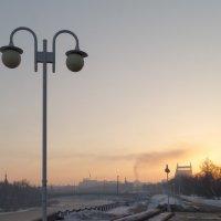 Утро 1-го Апреля :: Алексей Масалов