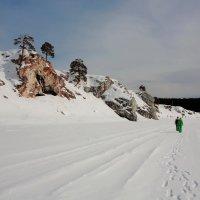 На льду :: Александр Коликов