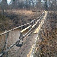 Мост над рекой :: BoxerMak Mak