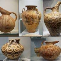Древняя минойская керамика :: Наталия Григорьева