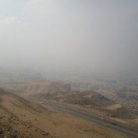 Вид сверху на один район в Каире :: Alanovip S.