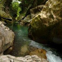 kanyon do Martville. :: Roman