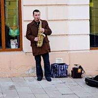 Одинокий музикант :: Степан Карачко