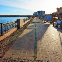 теплое утро апреля :: Алексей Белик