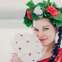 Свадьба в русском народном стиле :: Иван Вороженков