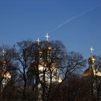 Золотые купола :: Виталий Житков
