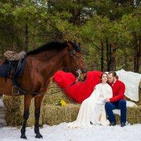Зимняя свадьба :: Екатерина Седых