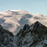 горы. горы за горами :: Горный турист Иван Иванов