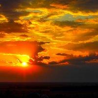 Сквозь облака :: Marat M.