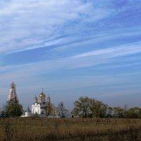 Лужецкий Ферапонтов монастырь. :: vkosin2012 Косинова Валентина
