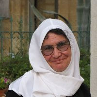 Монахиня русский женского Спасо-Вознесенского монастыря на Елеоне :: Николай