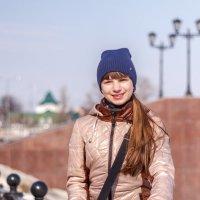 Прогуливаясь по любимой набережной 1 :: Андрей Гриничев