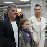 Олег Газманов с семьей :: Евгений Кривошеев