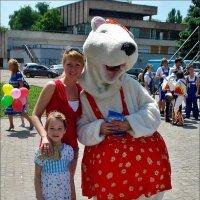 С доброй медведицей :: Нина Корешкова