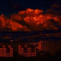 ОБЛАЧНЫЙ ДЕНЬ... :: Валерий Руденко