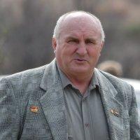 Ветеран труда :: Валерий Лазарев