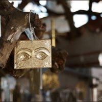 Прошения на священном дереве-монастырь Пальяни :: Наталия Григорьева
