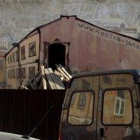 Потерянный дом. :: Александр Строков