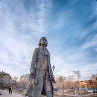 Петр I :: Владимир Корпусенко