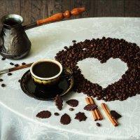 Просто кофе :: Ирина Приходько