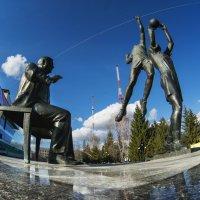 Памятники Белгорода) :: Вячеслав