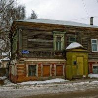 Старый дом :: Ольга Маркова