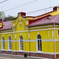 Станция Аша в Башкирии :: cfysx