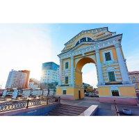 Московские ворота (Иркутск) :: Алексей Белик