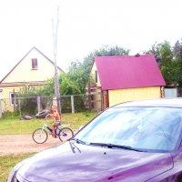 У каждого своя машина :: Владимир Ростовский