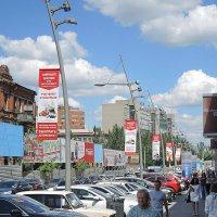 Броуновское движение :: Юрий Муханов