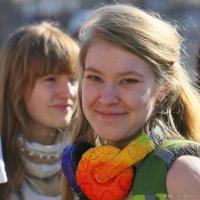 весна в городе :: Олег Лукьянов