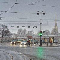 В Питер пришла весна :: Valeriy Piterskiy