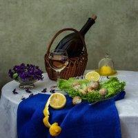 Из серии Весенний ужин по-французски :: Ирина Приходько