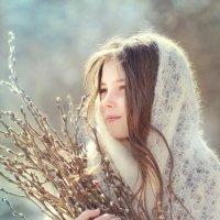 С вербным воскресеньем! :: Кристина Мащенко