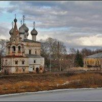 Церковь Иоанна Златоуста, Вологда :: Дмитрий Анцыферов