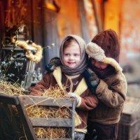 Вербное воскресенье :: Лена Григорьева