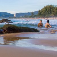 пляж :: Артур Собстыль