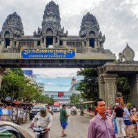 На границе Тайланда и Камбоджи. :: Rafael